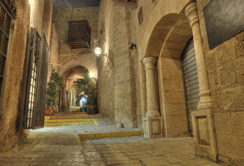 Ciudad vieja de Jaffa