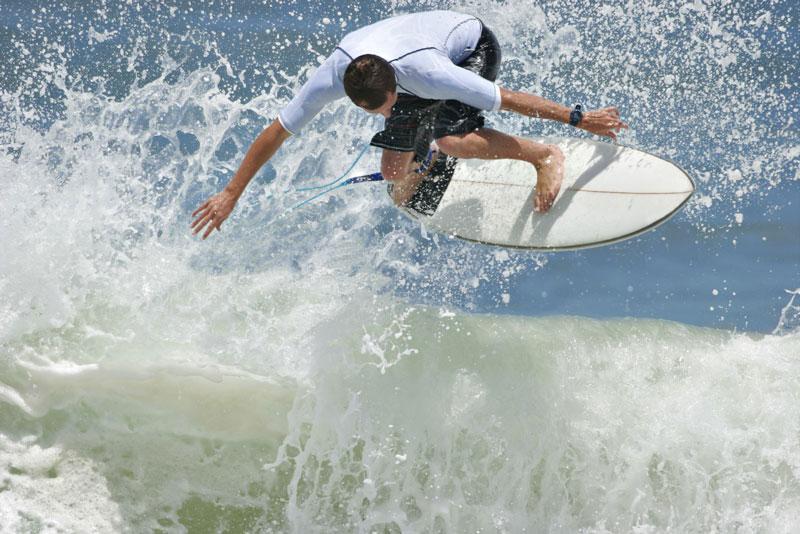 surf en Tel Aviv