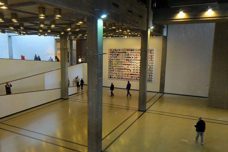 MUSÉE DE TEL AVIV