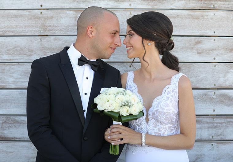 בוק זוגי לפני החתונה