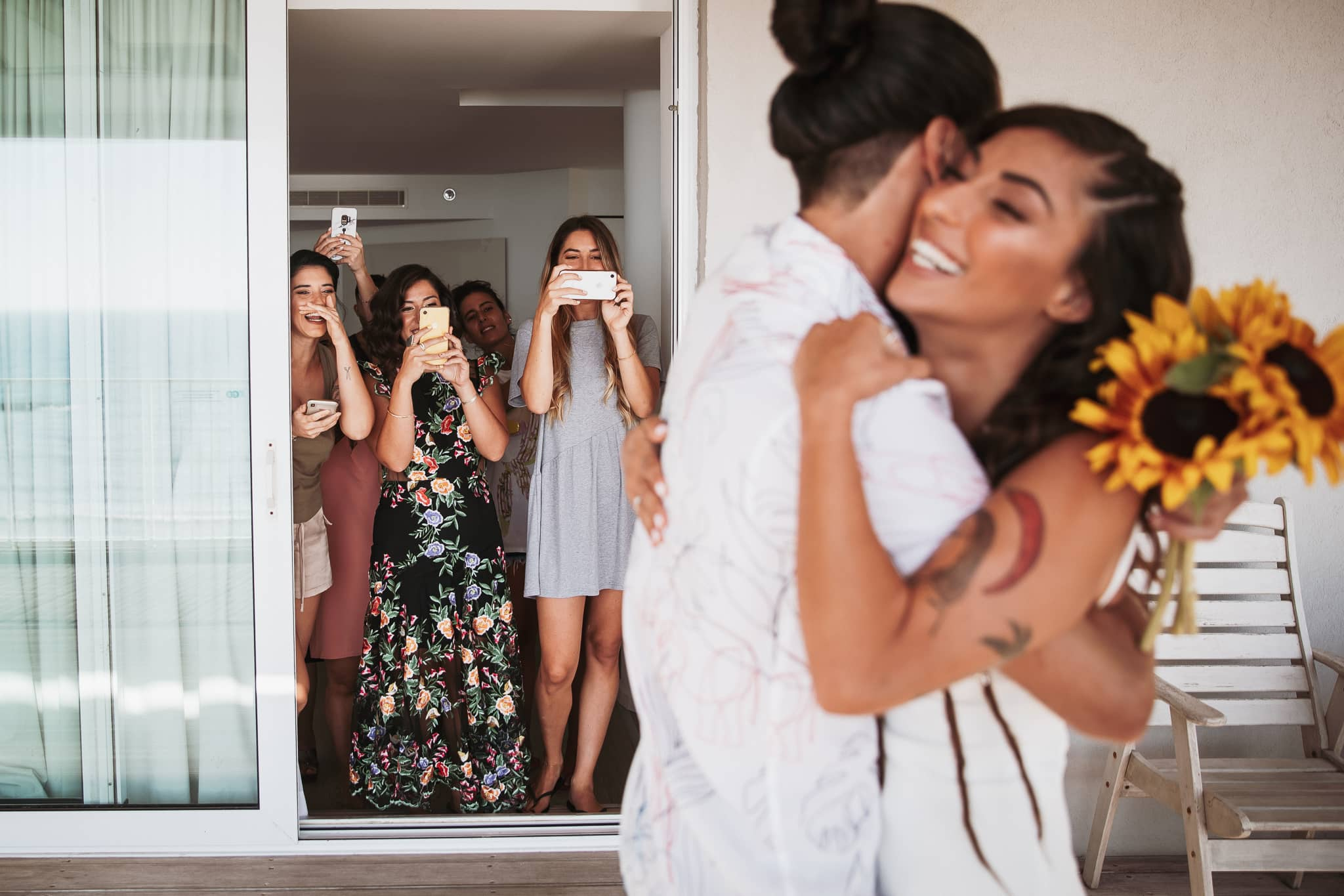 מסיבת רווקות במלון בוטיק בתל אביב