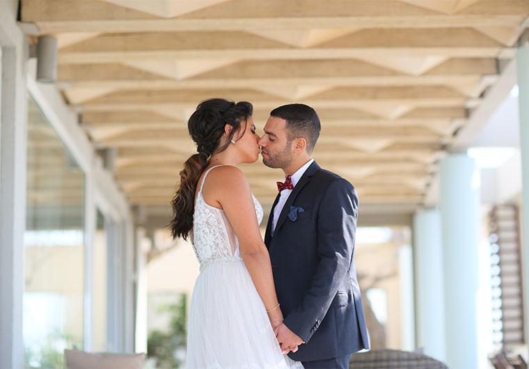 בוק זוגי לפני החתונה ברחבי תל אביב