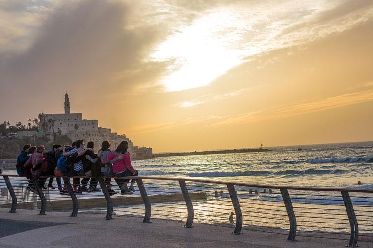 קסם החגים: חופשה משפחתית בתל אביב במהלך החגים