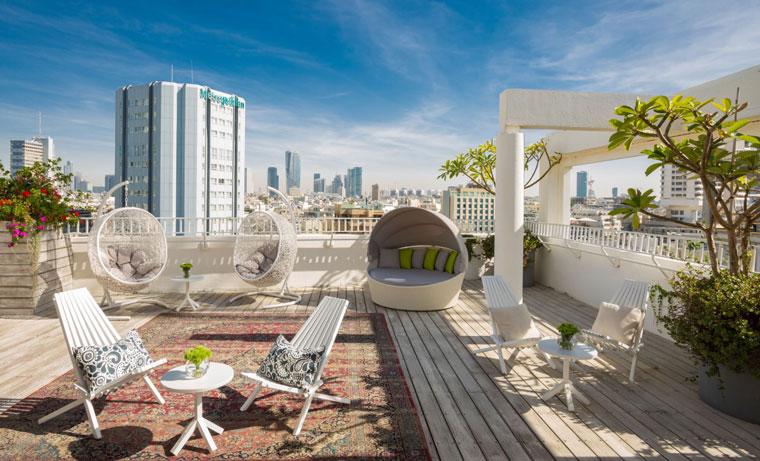 חופשה בתל אביב מלון בוטיק או בדירת AIRBNB?