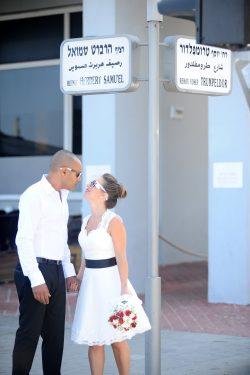 ללבוש לבן בעיר הלבנה: כל הסיבות להתחיל את הנישואים בתל אביב
