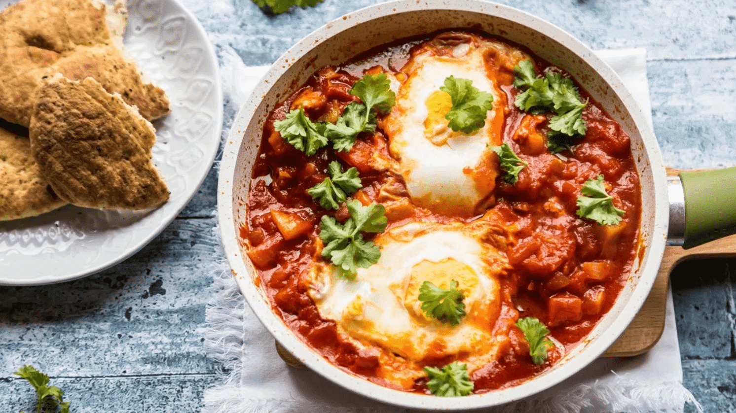 TOP 5 SHAKSHUKA IN TOWN