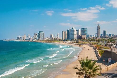 shavouot in Tel- Aviv