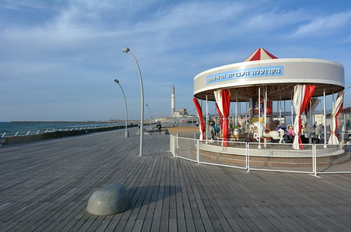 Port of Tel Aviv Promenade